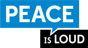 Peace is Loud logo