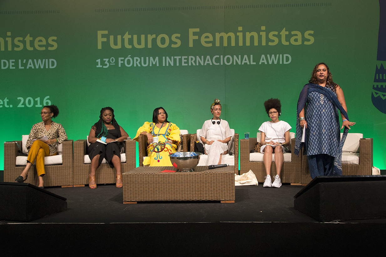 AWID 2016 Forum Guest Panel