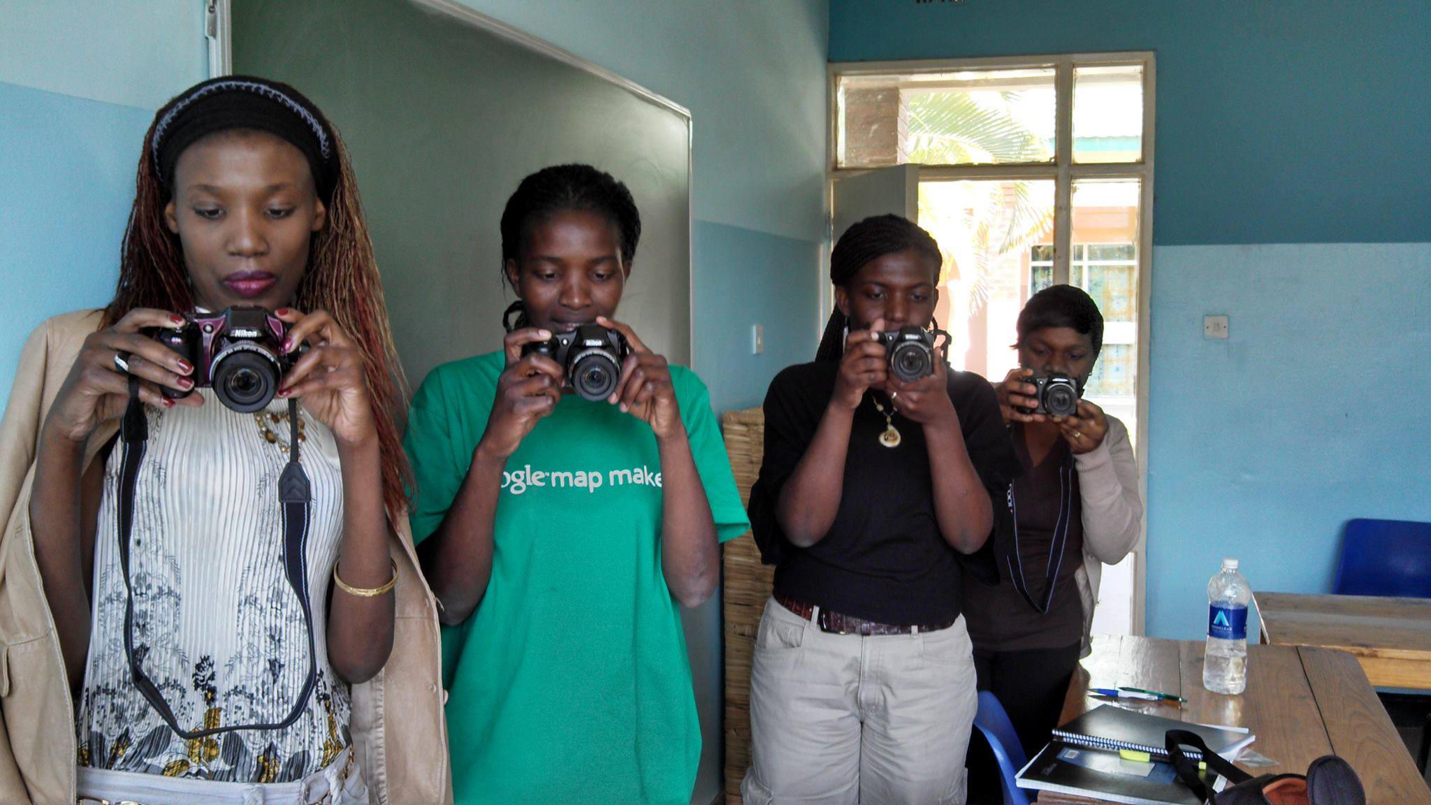 Photo Training in Zambia