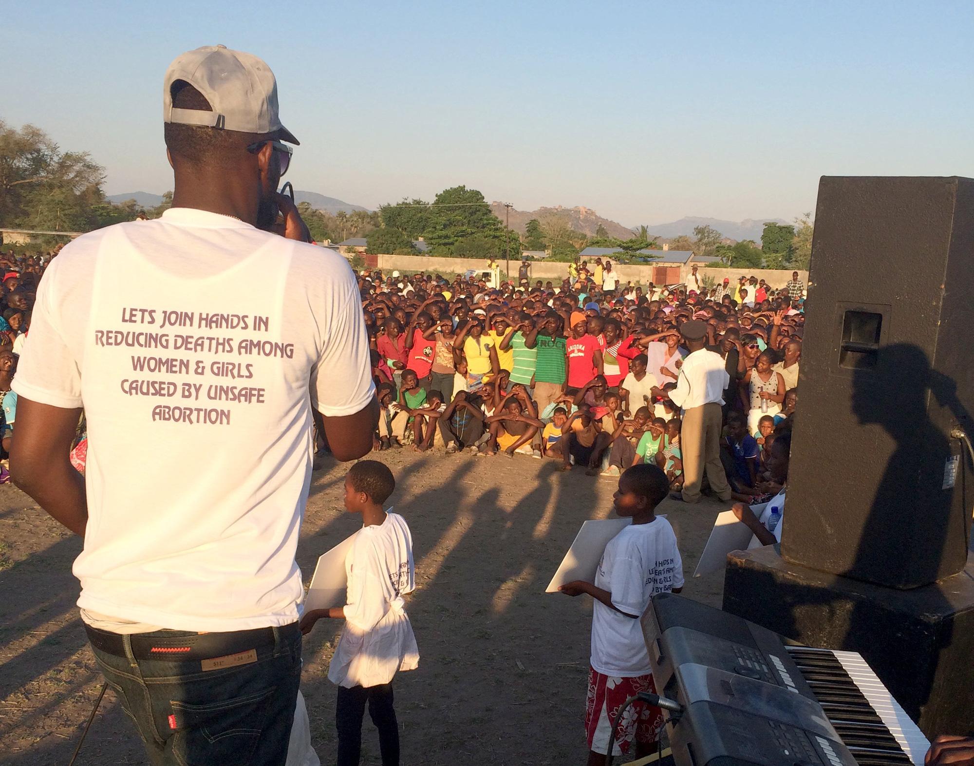 COPUA Concert in Malawi