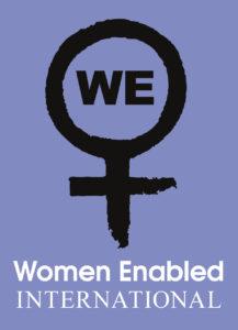 Women Enabled Intl Logo