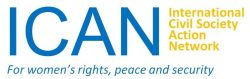 International Civil Society Action Network (ICAN)