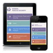 WILPF mobile app