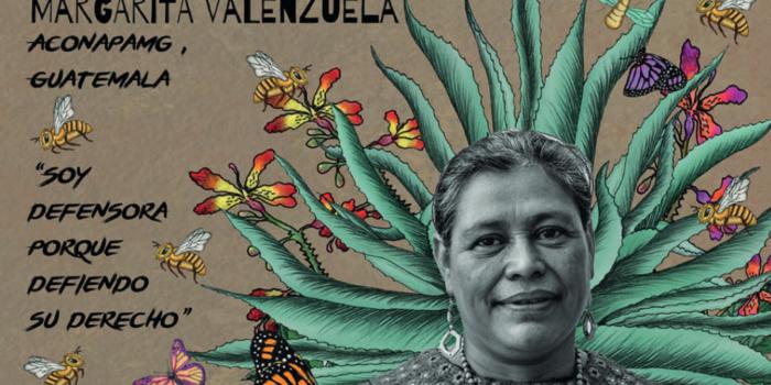 #Defensoras Semillas del Cambio - Margarita Valenzuela