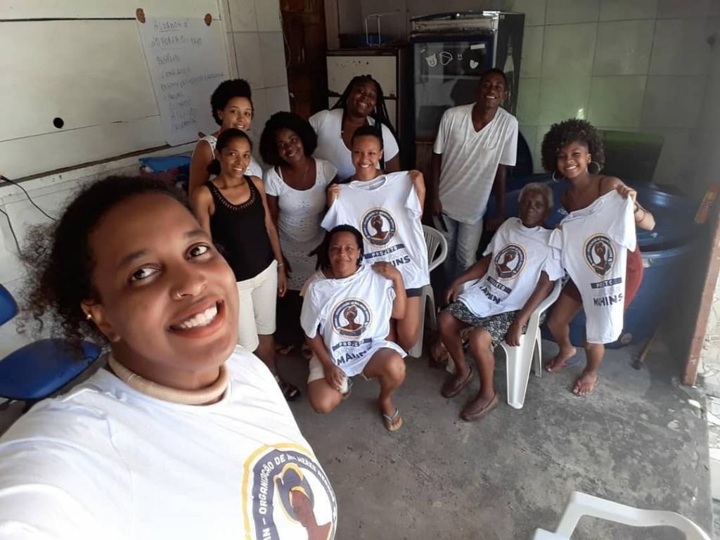 Celebrating Mahin in Brazil